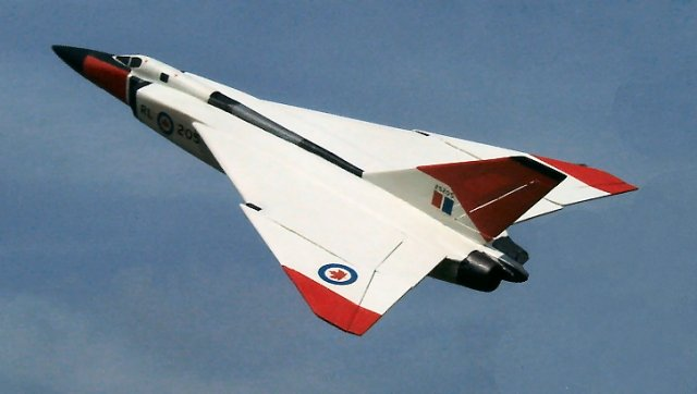 Avro Arrow for Rapier L-2